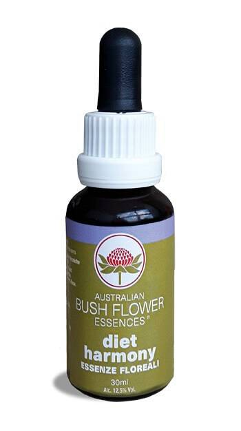 Bush biotherapies pty ltd Diet Harmony 30ml