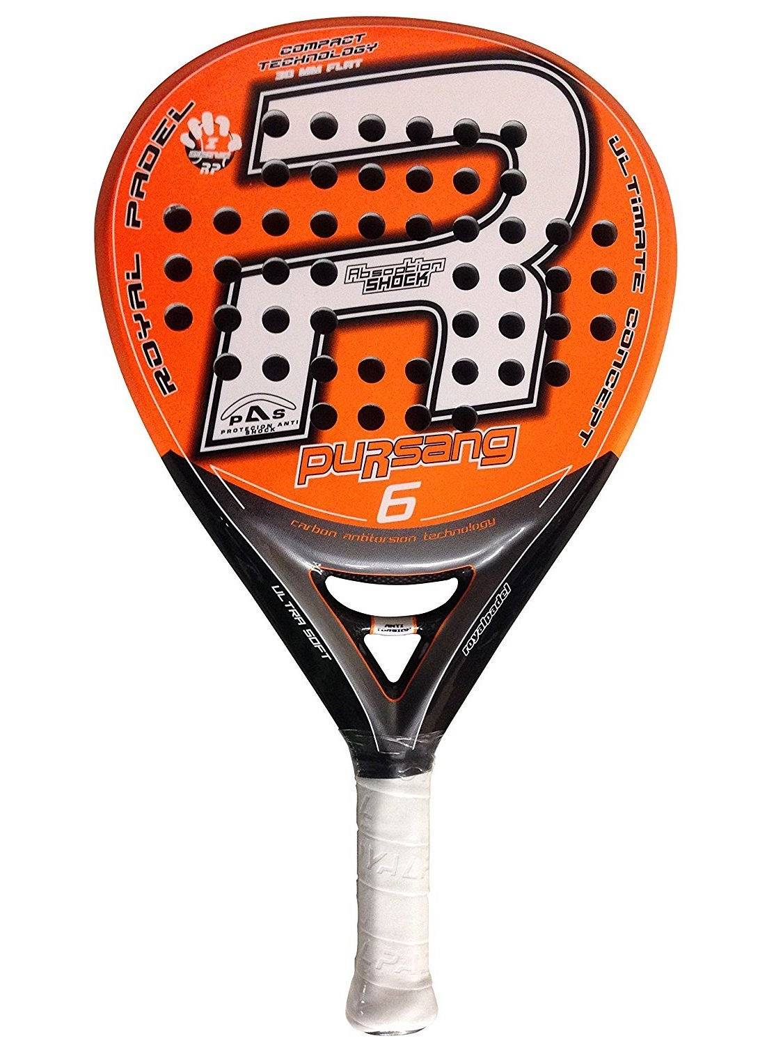 Royal Padel Racchetta Paddle Royal Padel RP 787 PURSANG 2018