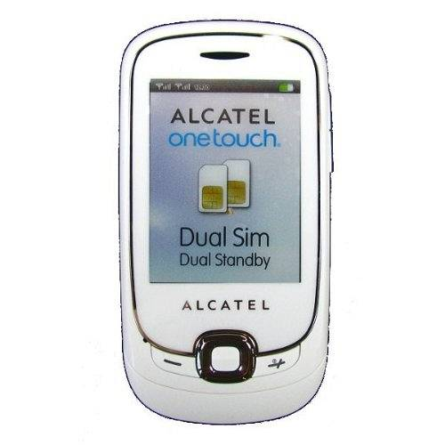 Alcatel Onetouch 602d Bianco