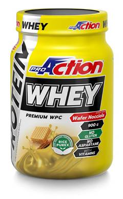 ProAction Whey Rich Vanille 900 G