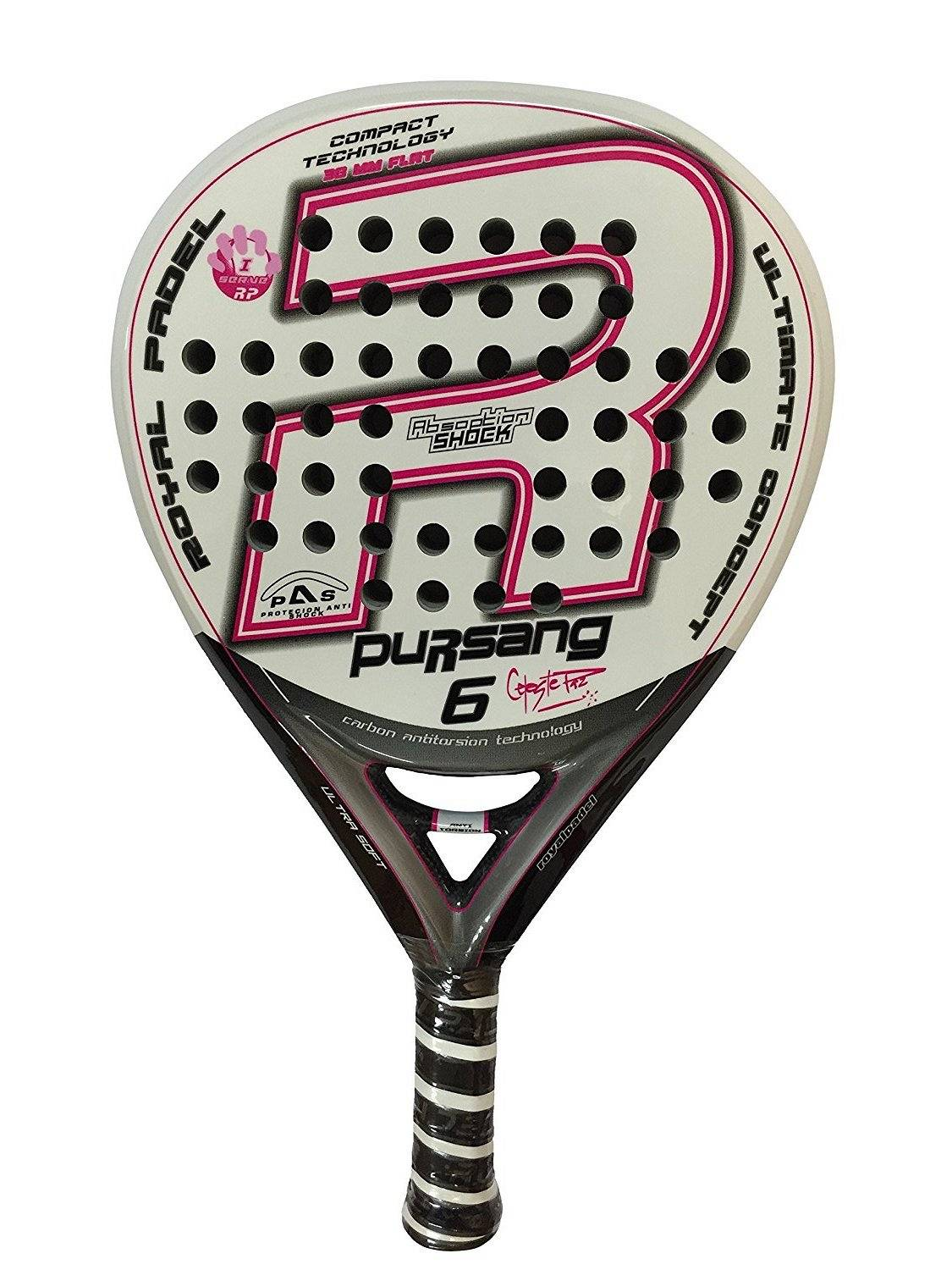 Royal Padel Racchetta Paddle Royal Padel RP 787 PURSANG WOMAN 2018