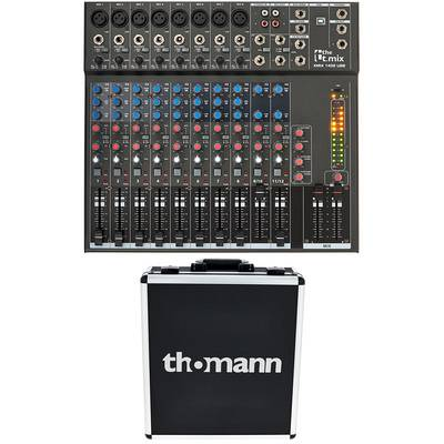 the t.mix xmix 1402 USB Case Bundle
