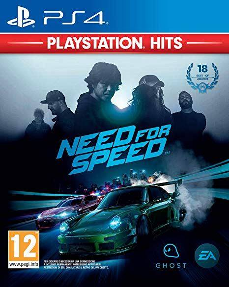Electronic Arts PS4 NEED FOR SPEED HITS 1071301 ITA