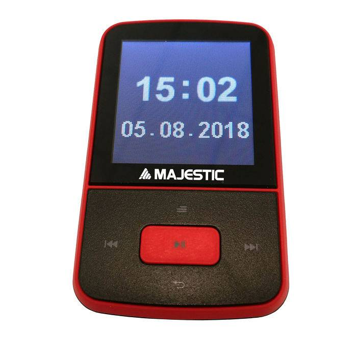 Majestic BT 8484R MP3