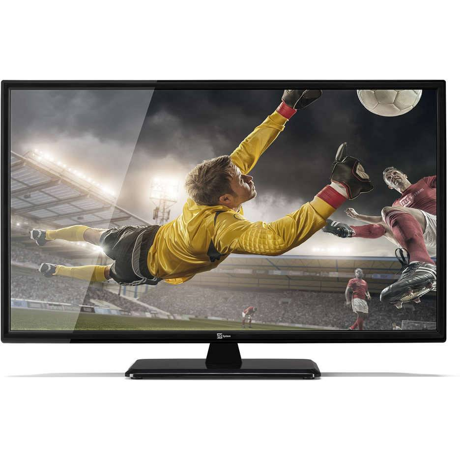 "Telesystem Palco32 Led08 Tv Led 32"" Hd Ready Dvb-T2/s2 3 Hdmi Classe A Colore Ne"