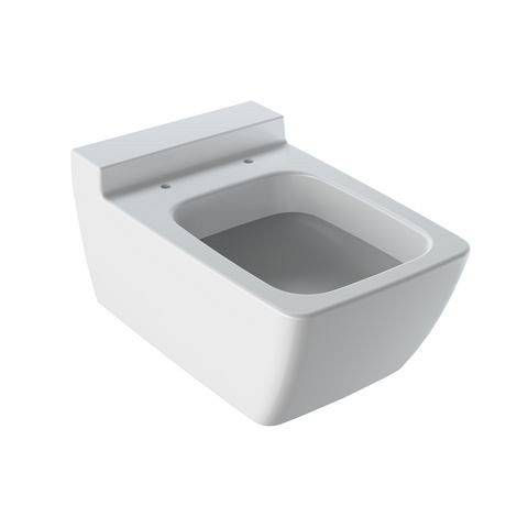 Geberit Sanitari Sospesi Geberit Xeno2 KeraTect Fondo cavo senza bordo 350x375x540mm Bianco