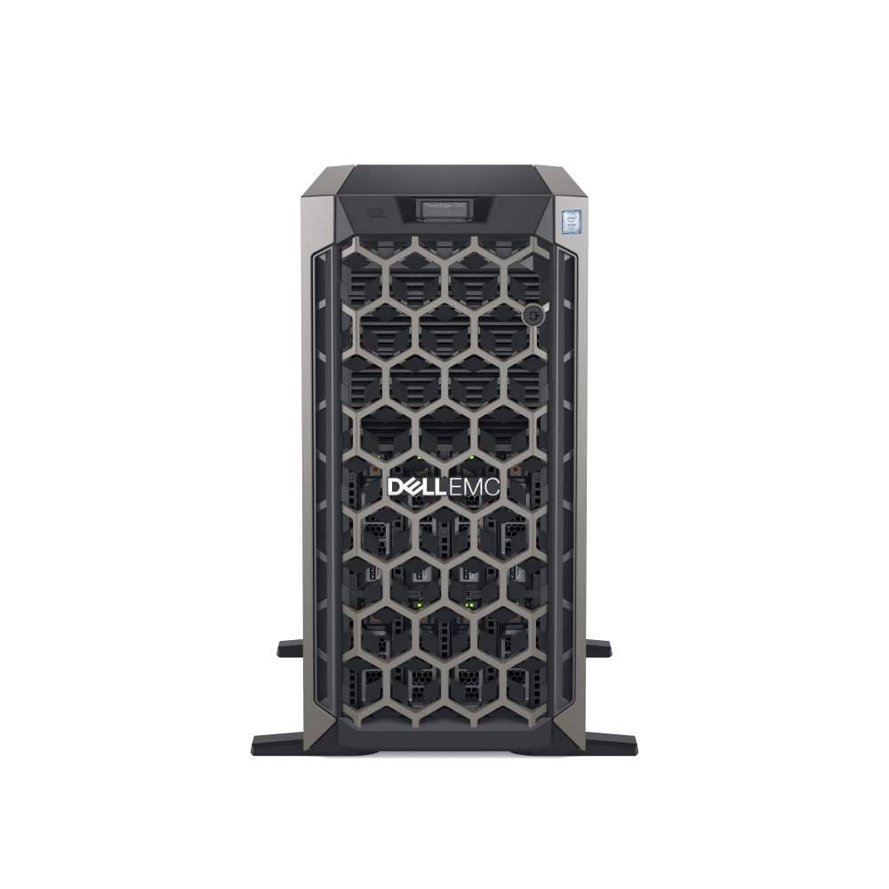 Dell Poweredge T440 Server 2,1 Ghz Intel® Xeon® Silver 4208 Torre (5u) 495 W