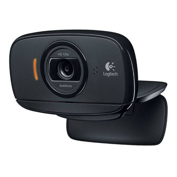 Logitech Webcam  C525 HD 720p 8 Mpx PC MAC Nero