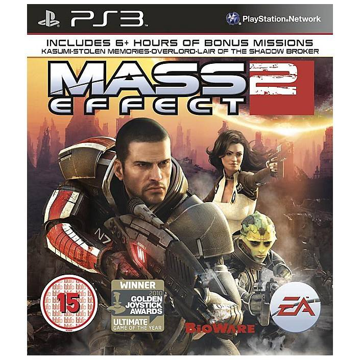 Sony Mass Effect 2 Per Ps3