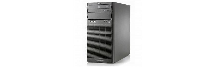 HP PC COMPUTER RICONDIZIONATO HP PROLIANT ML110 G6 INTEL QUAD CORE XEON/4GB/250GB/DVD/WIN 7 PRO (COA)