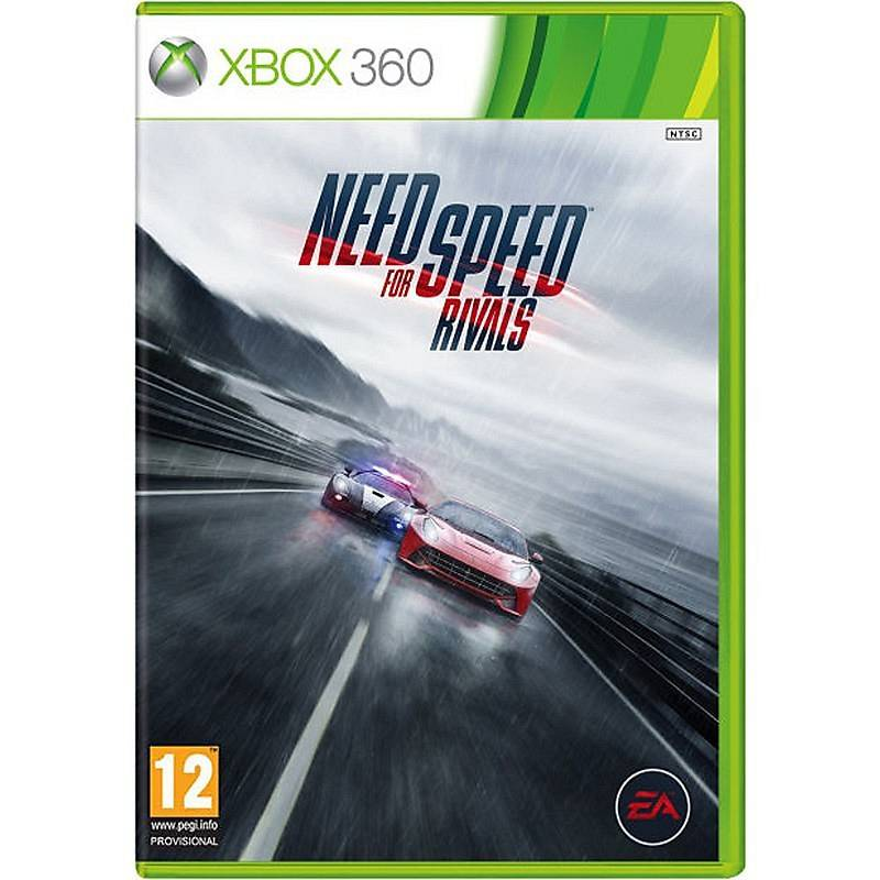 Electronic Arts Videogames Need For Speed Rivals Edition Xbox 360