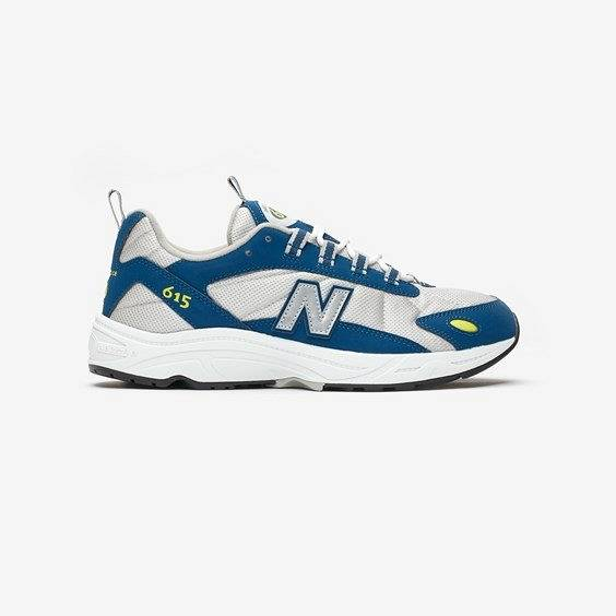 New Balance Ml615 In Blue - Size 37