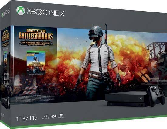 Microsoft Xbox One X 1tb Battleground Vesuvio Rif: Cyv-00033