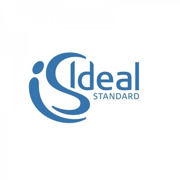 IDEALSTANDARD Kit fissaggio sanitari sospesi Ideal Standard Mia Cerniera di ricambio Softclose Beech/stainless steel