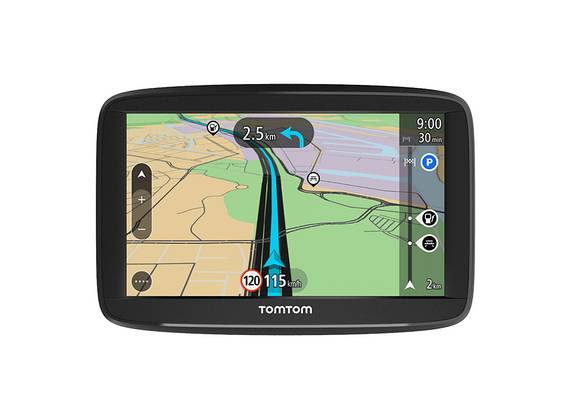 "TomTom Start 62 Palmare/Fisso 6"" Touch screen 280g Nero navigatore"
