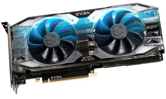 Evga Scheda Video Nvidia  Geforce Rtx 2070 Super Xc Ultra Gaming / 8gb Gddr6 / Pci-E / 3x Dp / Hdmi / Usb Type-C / Rgb / [08g-P4-3175-Kr]