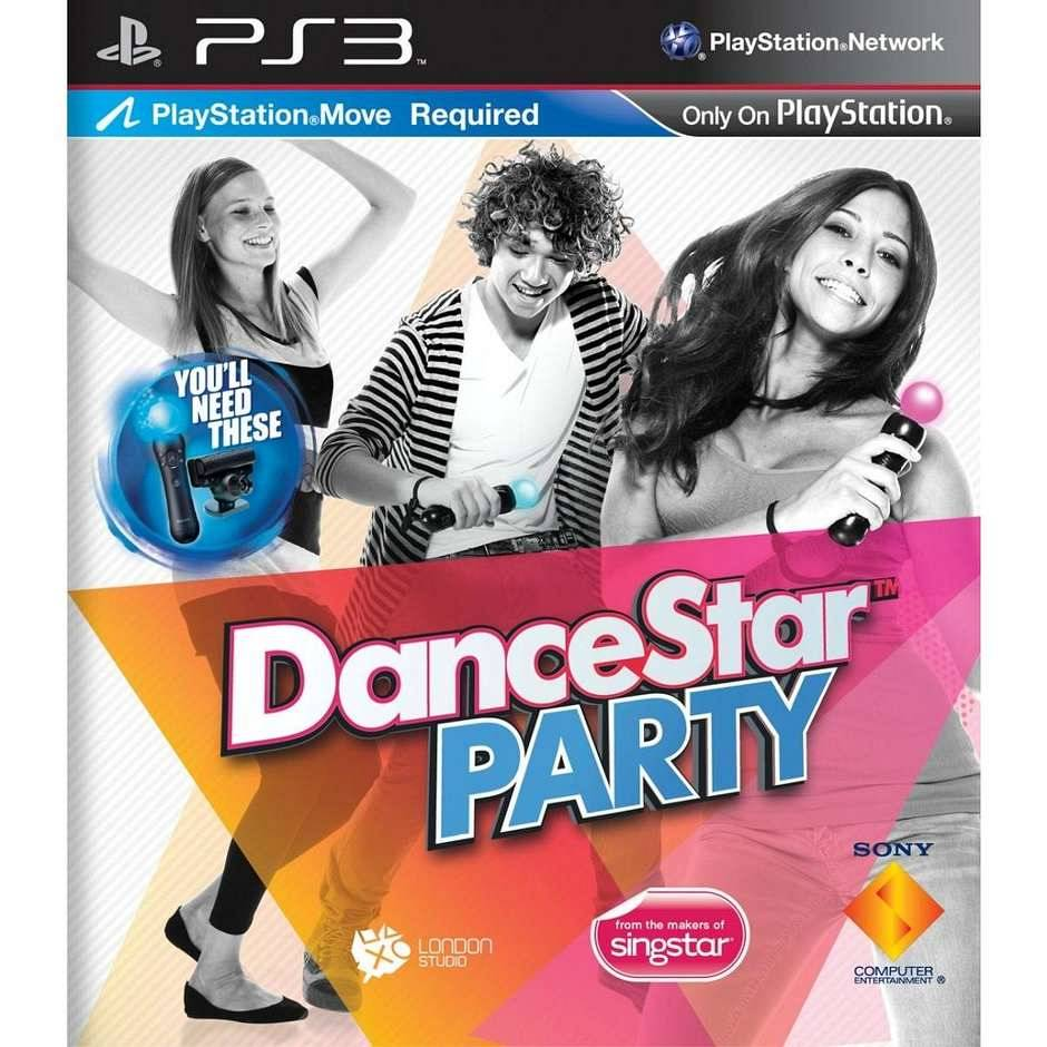 Sony Dancestar Party - Ps3