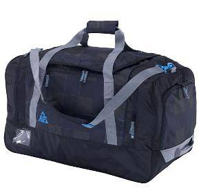 K2 mountain duffle travel bag and trolley unisex black