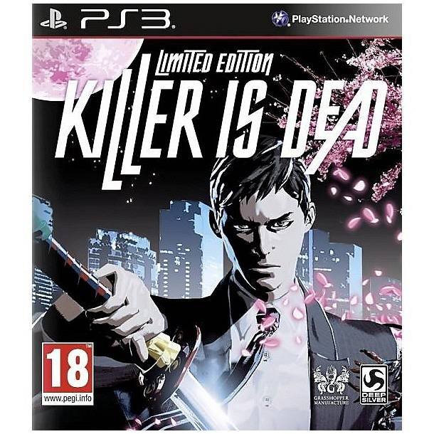 Sony Killer Is Dead Gioco Per Ps3