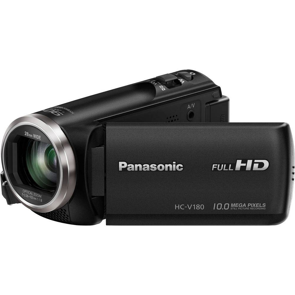 Panasonic HC-V180 - Videocamera Digitale Full-HD