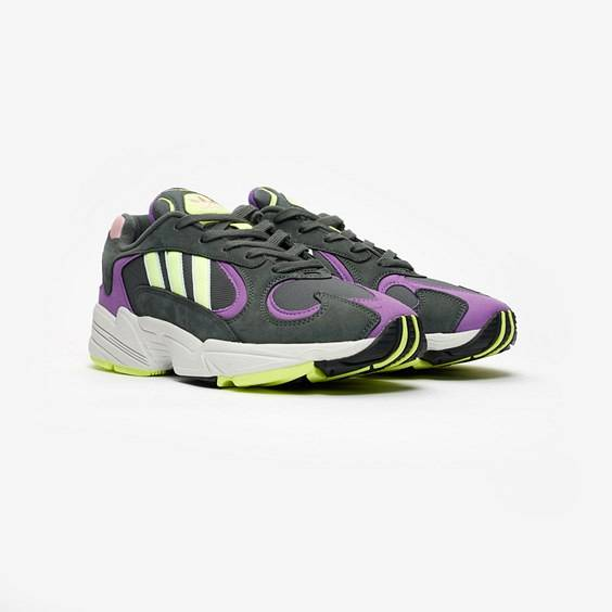 Adidas Yung-1 In Multi - Size 43 ⅓