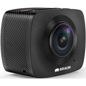 Braun Champion 360 Action Camera Nero unica taglia