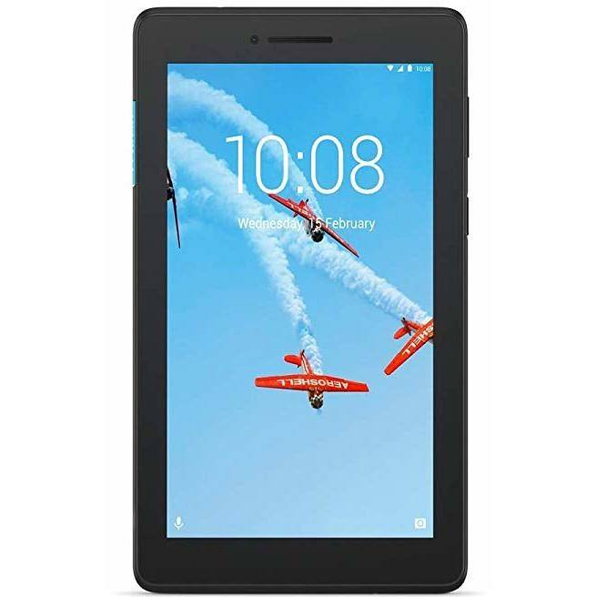 "Lenovo Tab E7 Tablet 7"" Memoria 16 Gb Ram 1 Gb Wifi 3g Colore Nero Za410058se"