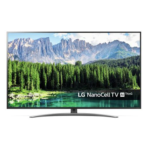 LG 75SM8610 190,5 cm (75'') 4K Ultra HD Smart TV Wi-Fi Nero